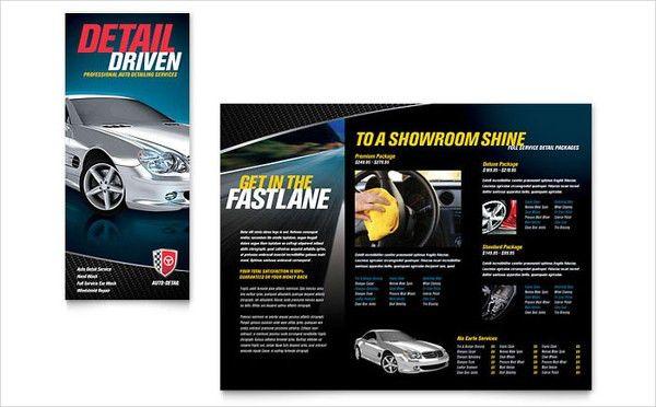 16+ Automotive Brochure Templates - Free PSD, AI, EPS Format ...