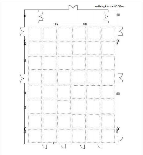 Sample Floor Plan Template - 9+ Free Documents in PDF, Word