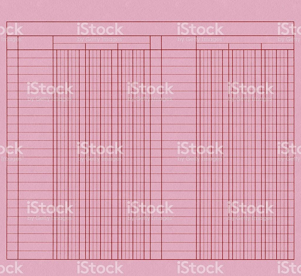 High Resolution Pink Lined Graph Paper Blank Form Sample stock ...