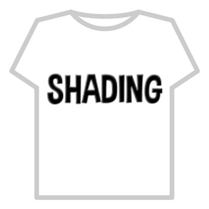 Selling Shading Template - ROBLOX