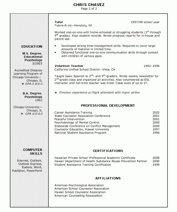 Resume : Personal Profile Meaning Most Effective Resume It ...