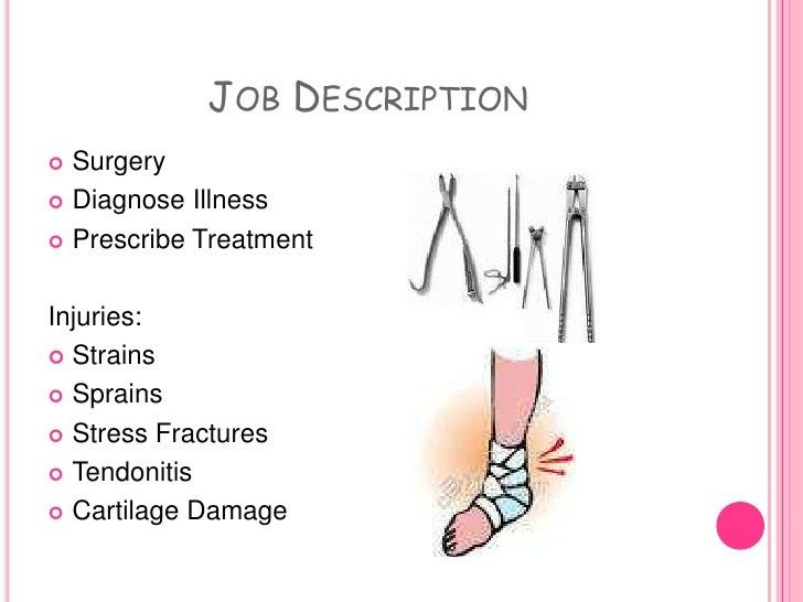 Orthopedic Surgeon Powerpoint