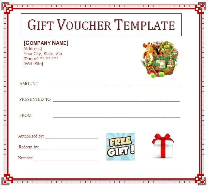 10 Best Images of Printable Travel Voucher Template - gift voucher ...