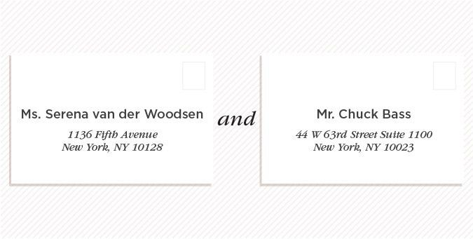 How to Address Wedding Invitations | Shutterfly