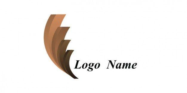 Brand company logo design template PSD file | Free Download