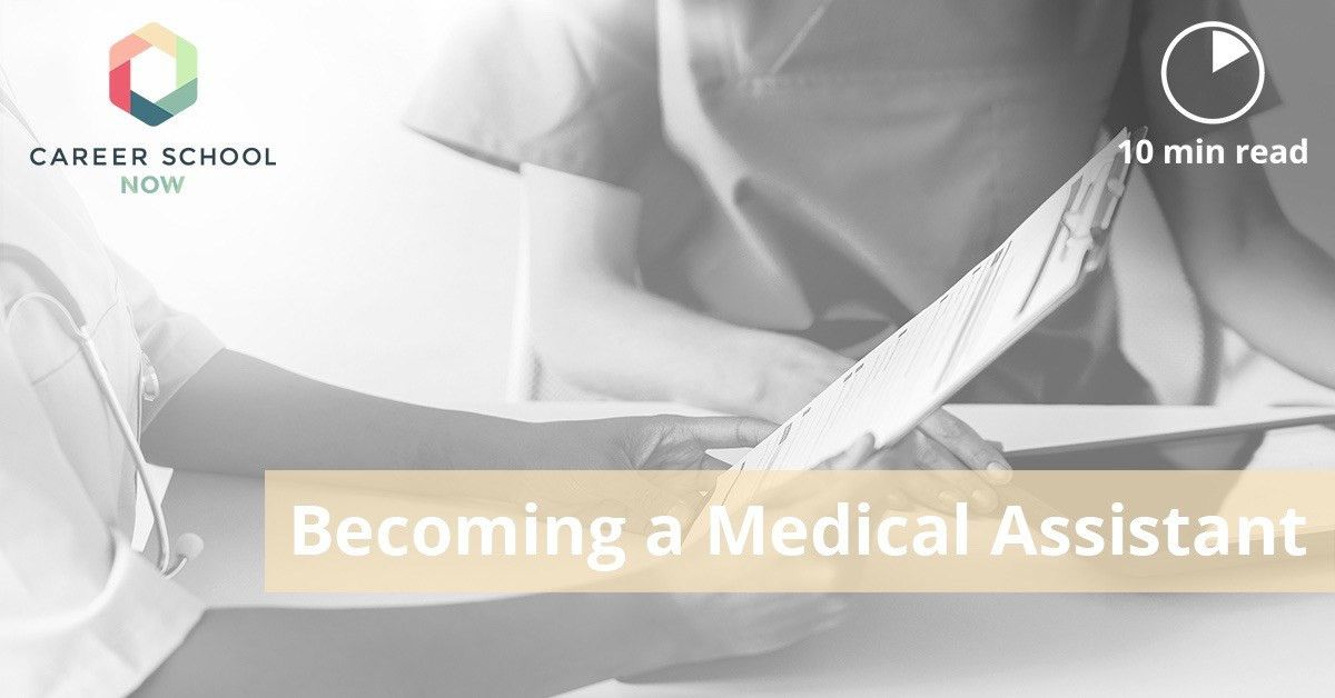 Medical Assistant - Find Out About Education, Training, Jobs & Salary