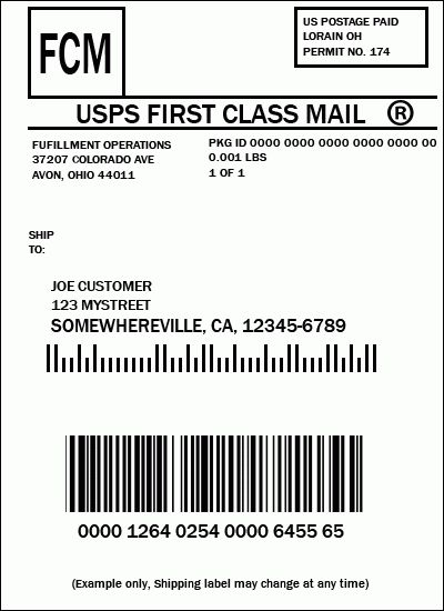Shipping Methods and Rates