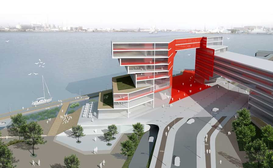 Buiksloterham: Amsterdam Competition - e-architect