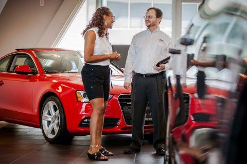 Less negotiating, more explaining: The new world of auto sales ...