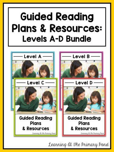 What are the components of a guided reading lesson in a ...