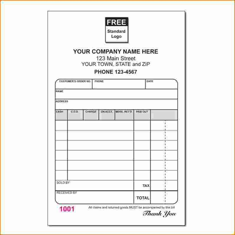 sales receipt form | Printable Receipt
