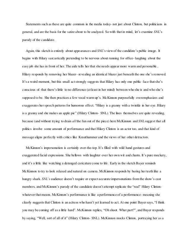 satire essay on obesity. satirical satire essay examples. example ...