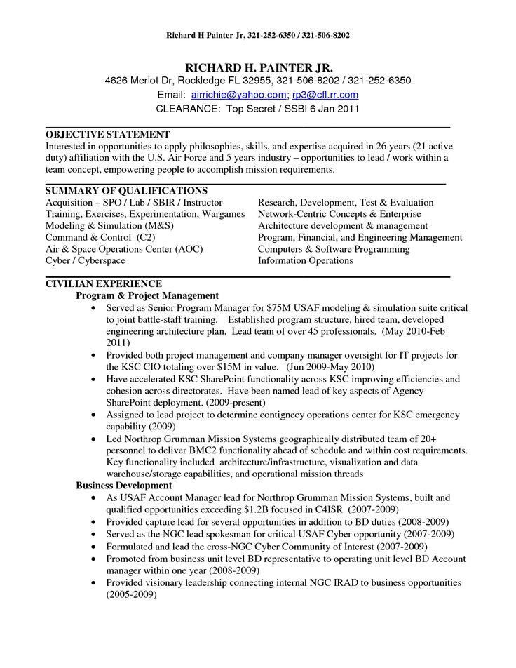 Sample Resume For Painter Job - Corpedo.com