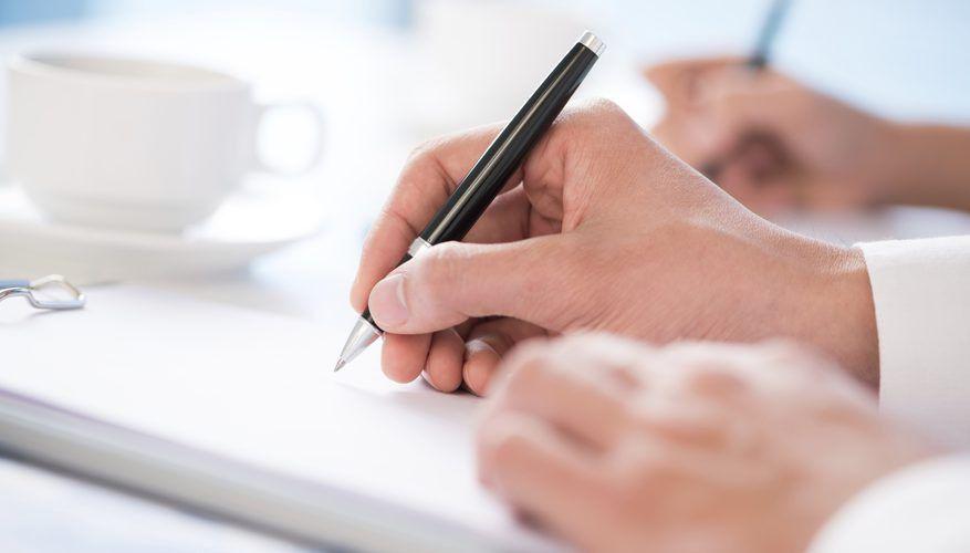How to Create a Workshop Agenda | Bizfluent