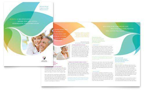 Medical & Health Care Brochures | Templates & Designs