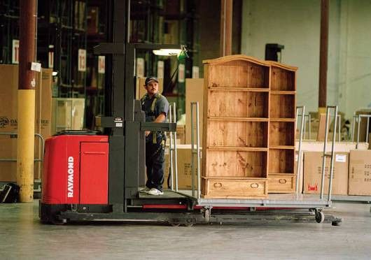 Raymond Furniture Order picker   Order Pickers