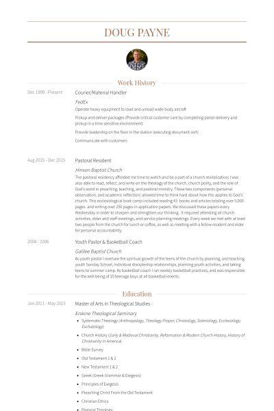 material handler resume samples visualcv resume samples database