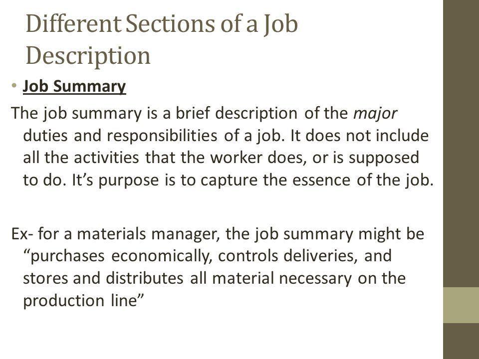 MGT 301 Class 4: Chapter 4 Job Analysis FEIHAN AHSAN BRAC ...