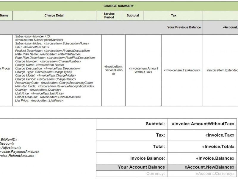 electrical invoice template pdf | Free Invoice
