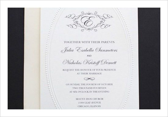 Free Printable Wedding Invitation Templates   badbrya.com