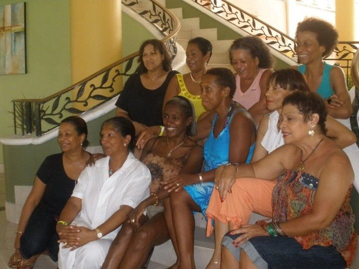 Air Jamaica Flight Attendants Reunion '10 Me and Friends '… | Flickr