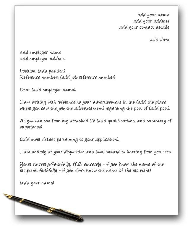 Download Cover Letters Examples Uk | haadyaooverbayresort.com