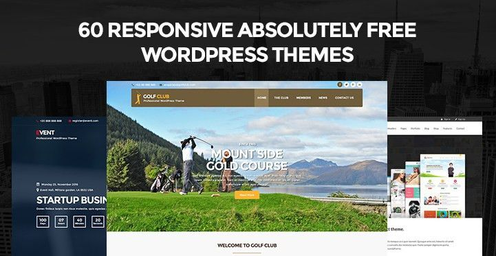 60 Responsive Absolutely Free WordPress Themes 2017 - SKT Themes