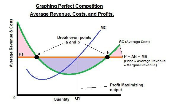 Comparing Market Structures | Microeconomics – SAIT – 2012