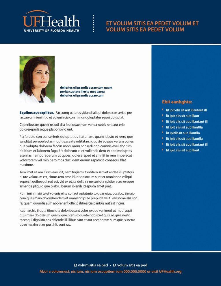 Professional Bio Template | cyberuse