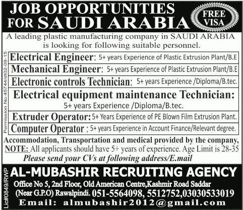 Plastic Engineer Jobs. Plastics Products Manufacturing Workers Job ...