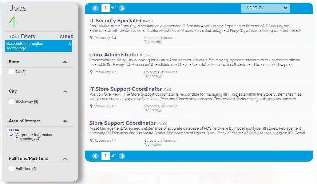 Party City Job Application & Employment Resources | Job ...