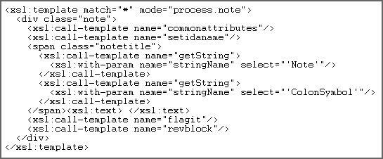 Overriding XSLT stylesheet processing