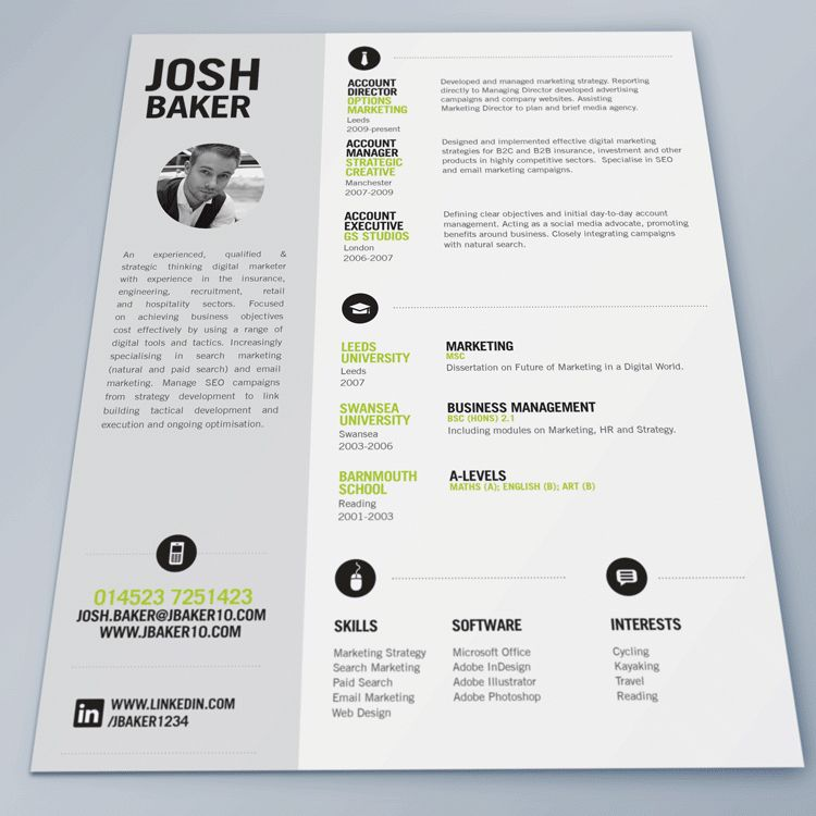 Best Resume Templates | berathen.Com