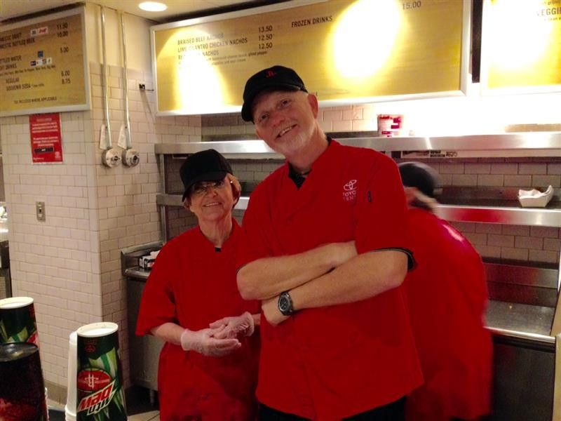 Join Our Concession Worker Team - St. Philip's United Methodist Church