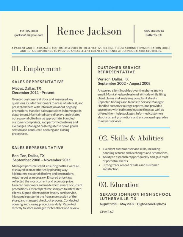 Resume : Good Skill Resume Skills Section Examples Engineering ...