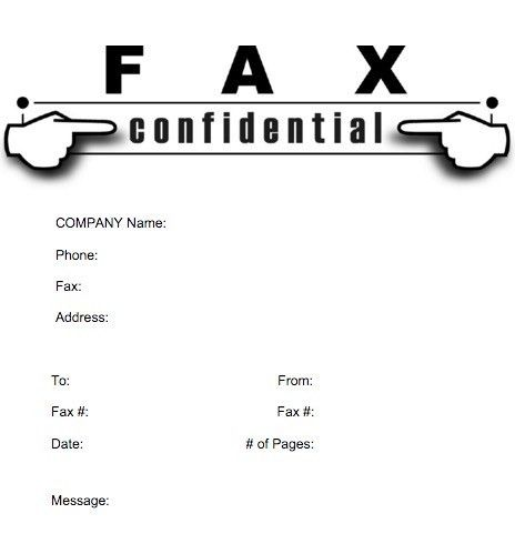Download Free Fax Cover Sheet to Send Fax Quickly | SaveDelete
