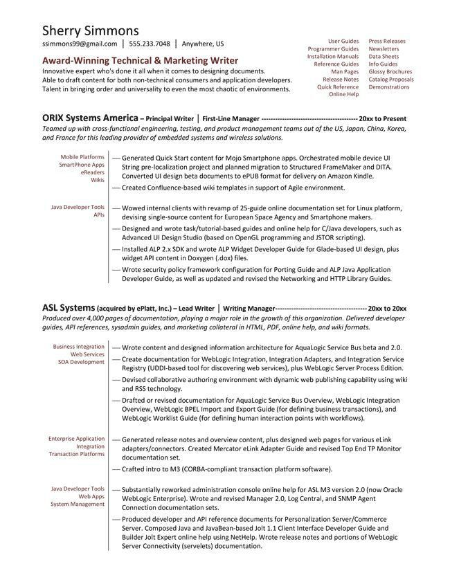 Technical Resume Templates. Click Here To Download This Mechanical ...