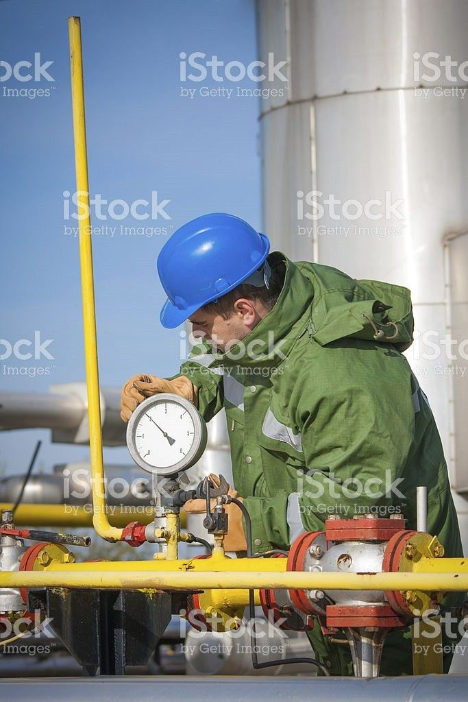 Gas Production Operator Pictures, Images and Stock Photos - iStock