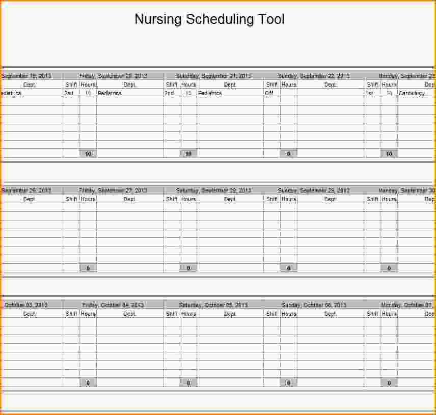 Nursing Report Template.Nursing Report Sheet Template1.png - Loan ...