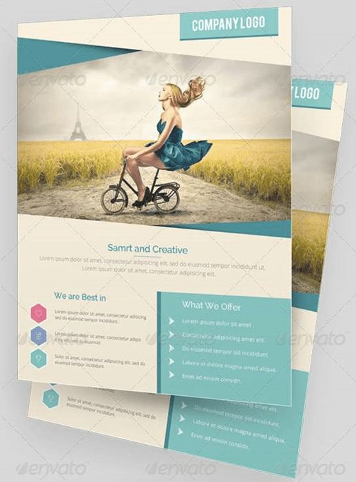 Where To Get Business Flyer Templates