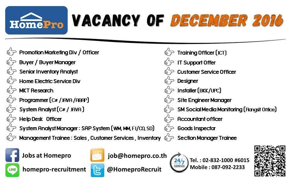 Jobs at Homepro (@HomeproRecruit)   Twitter