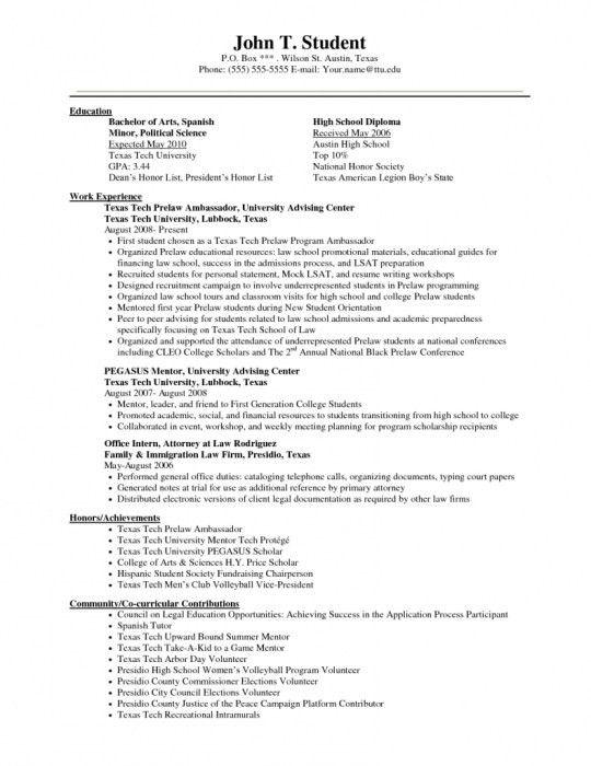 Amazing High School Diploma On Resume | Resume Format Web