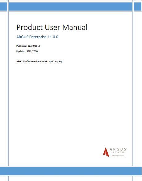 Software Manual Template - Resume Templates
