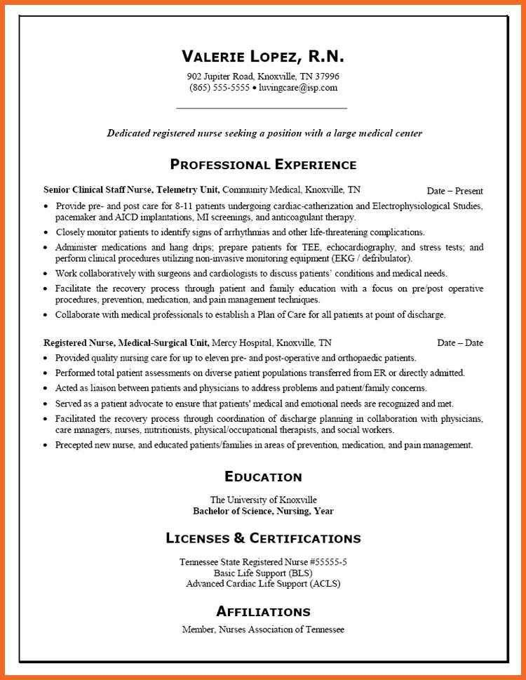 Student Nurse Resume. Student Nurse Sample Resume Nurse Resume ...