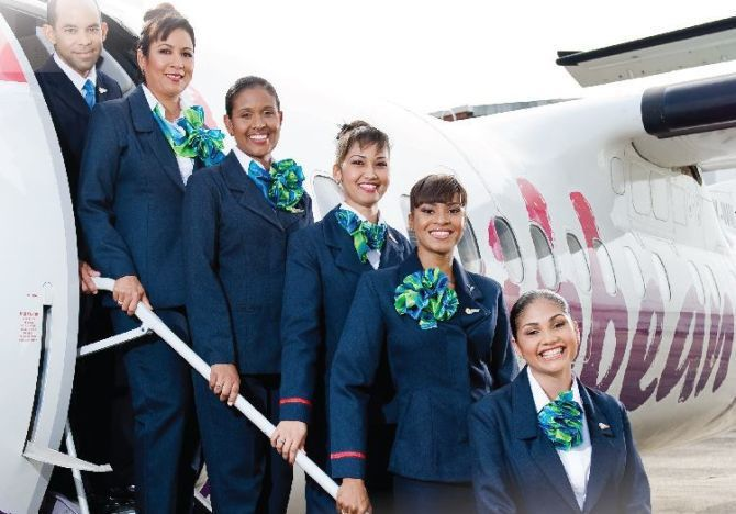 Caribbean Airlines, Trinidad and Tobago. The national airline of ...