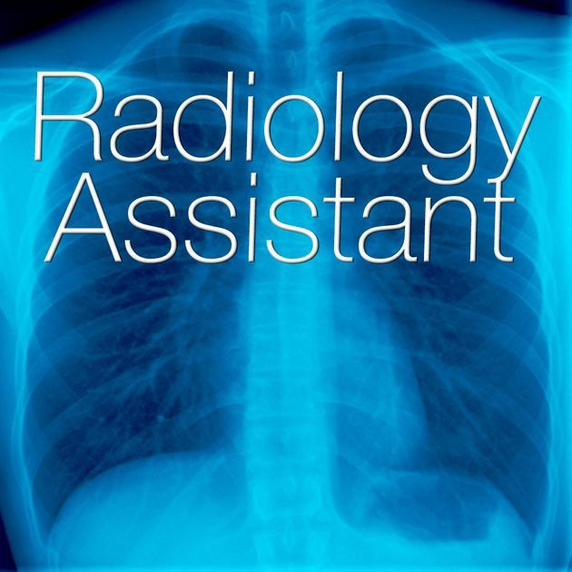 Radiology Assistant - Medical Imaging Reference on the App Store