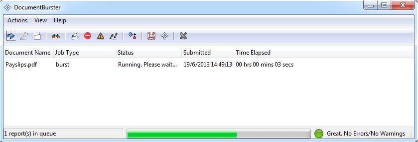 DocumentBurster download | SourceForge.net