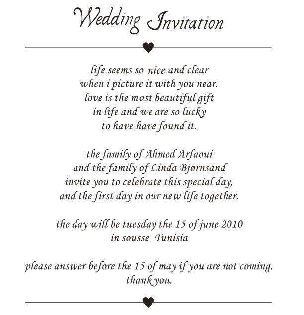 Words For Invitation Best 20 Invitation Wording Ideas On – Words of Invitation
