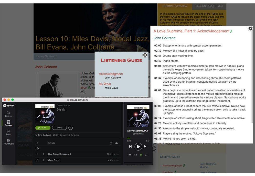 OnMusic Jazz, Second Edition