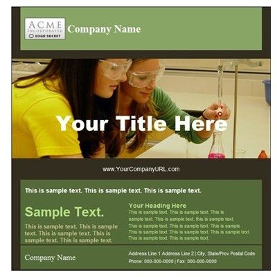 Professional Business And Product Announcements Email Templates ...